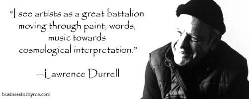 Lawrence Durrell Neil Libbert