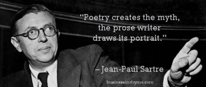 Local Input~ L'Ècrivain Jean-Paul Sartre en 1948. Picture dated 1948 of French writer and philosopher Jean-Paul Sartre. (BW only)