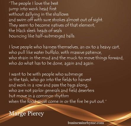 Margie Piercy