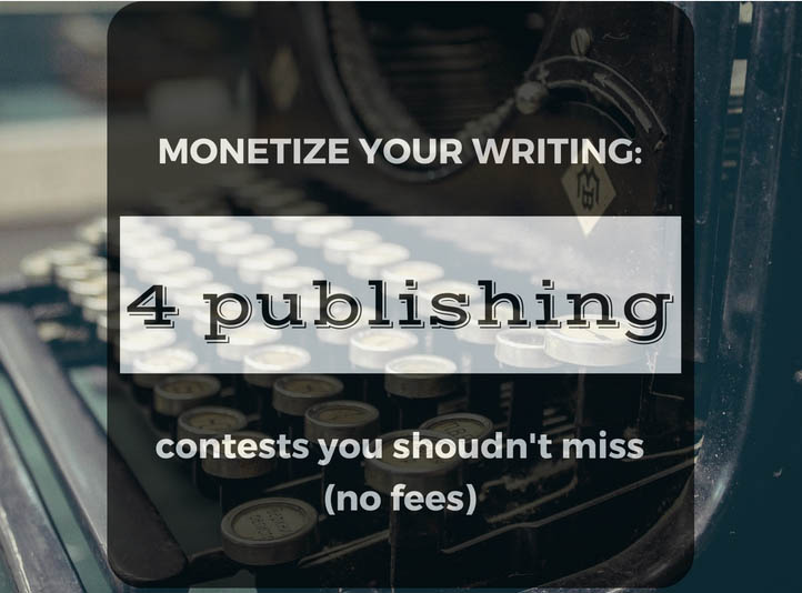 creative writing contests 2012 no entry fee [this post has been updated] autumn, for many, is a fertile time of mind anticipating that, many of canada's great literary magazines and organizations are hosting creative writing contests for emerging journalists and literary artists.