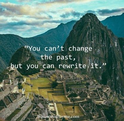 writing_past