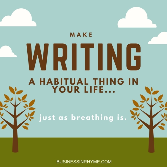 habitualwriting