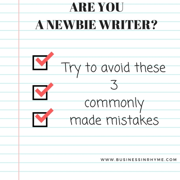 are-you-a-newbie-writer